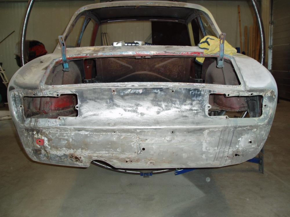 Complete Rear End Alfa1750 Com