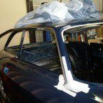 Side window and trim