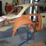 RH rear wing