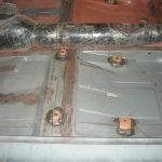 Seat mounting brackets