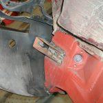 Front bumper brackets